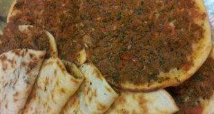 طريقة عمل الصفيحة الفلسطينية بالصور , اجمل الماكولات الفلسطينيه