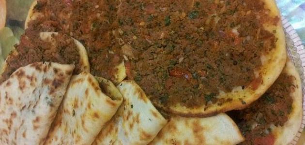صورة طريقة عمل الصفيحة الفلسطينية بالصور , اجمل الماكولات الفلسطينيه 3771