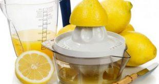 وصفة الليمون للتنحيف , وصفات لتنحيف الجسم
