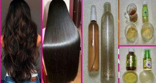 وصفات لتطويل الشعر وتنعيمه حتى يصبح كالحرير , وصفات طبيعيه للشعر