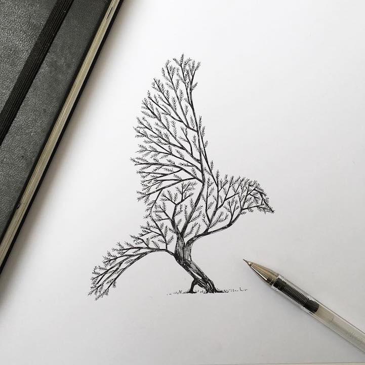 رسم بالرصاص سهل Makusia Images
