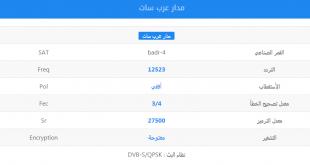 تردد قناة الكويت عربسات , ترددات جميع قنوات الكويت