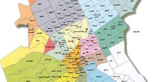خرائط مدينة الرياض , معلومات عن مدينة الرياض