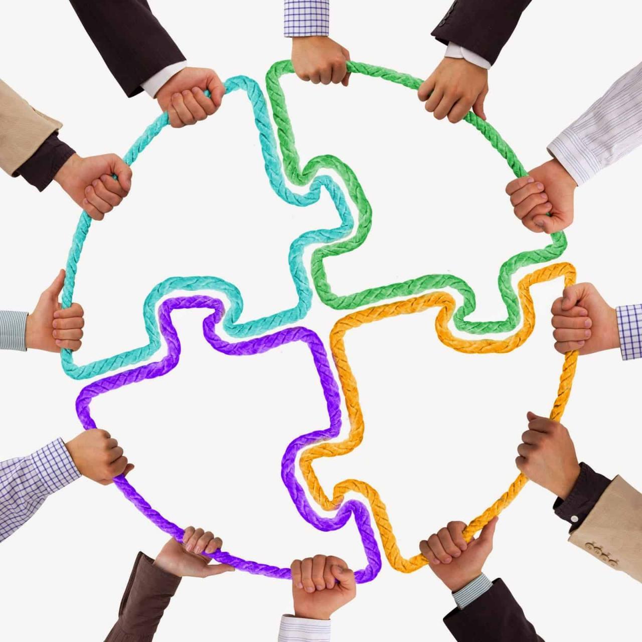صورة موضوع عن التعاون , كن محب الخير تري التقدم