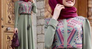 ملابس كيوت للمحجبات , اجمل موديلات ٢٠٢٠ للمحجبات