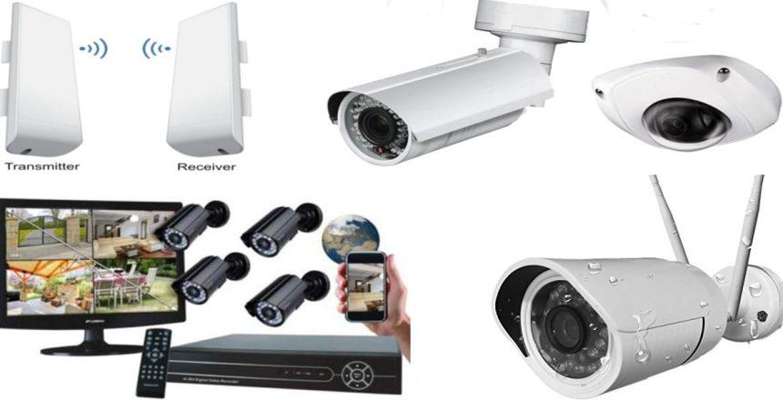 صور كيف تعمل كاميرات المراقبة , اريد مراقبه الموظفين في العمل