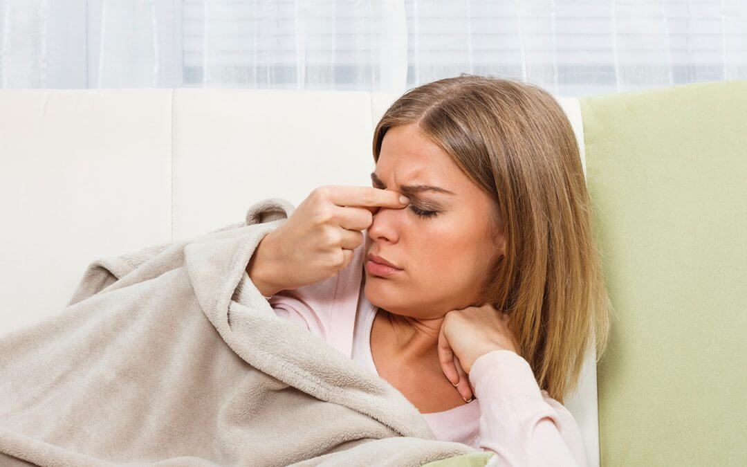 صورة اعراض احتقان الانف , رشح الانف وضيق التنفس