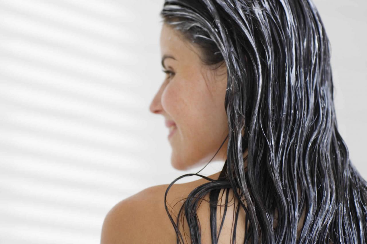صورة وصفات لعلاج الشعر التالف , الشعر هو جمال اي مراة 2788 2