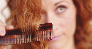صورة وصفات لعلاج الشعر التالف , الشعر هو جمال اي مراة