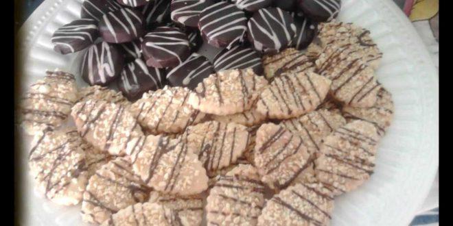 صور الحلويات المغربية بالصور والمقادير , اطعم الحلويات وابسطها