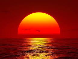 اجمل صور غروب الشمس , منظر طبيعى رائع