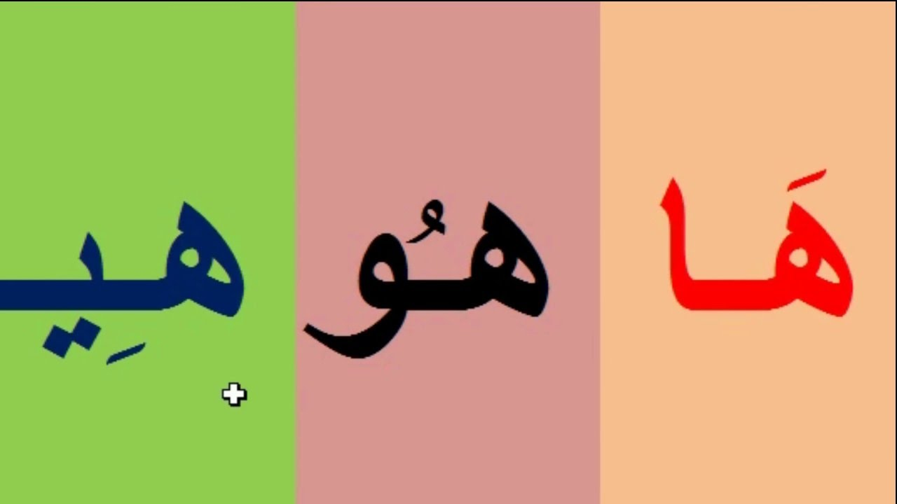 صورة كلمات بحرف الهاء , اسماء بحرف ال ه , ومعانيها