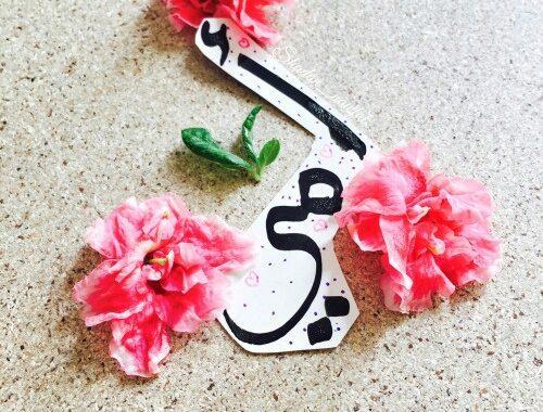 صورة صور باسم امي , عبارات جميله عن الام