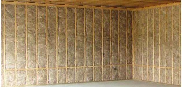 صورة تركيب عازل صوت للغرف , التخلص من الضوضاء