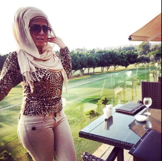 صبايا محجبات فيس بوك صور عن موضه الحجاب عجيب وغريب