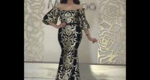 صور فساتين سهرة فخمة , كيفيه اختيار الفساتين للسهرات