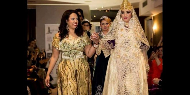 صورة فساتين جزائرية للاعراس 2019 , لكل دولة لها فساتين معينة
