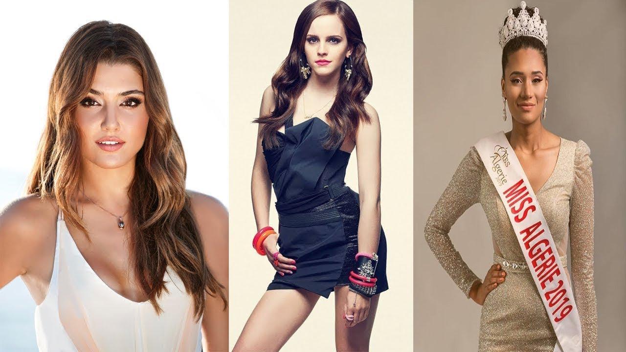 صورة اجمل 5 نساء في العالم , الجمال ليس جمال الوجه فقط