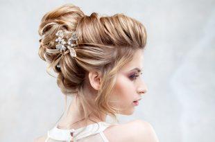 صورة اجمل لفة شعر , الاهتمام بتغيير الشعر دائما