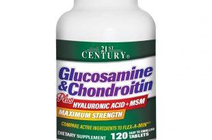 صورة حبوب glucosamine chondroitin , ما هو علاج التهاب المفاصل