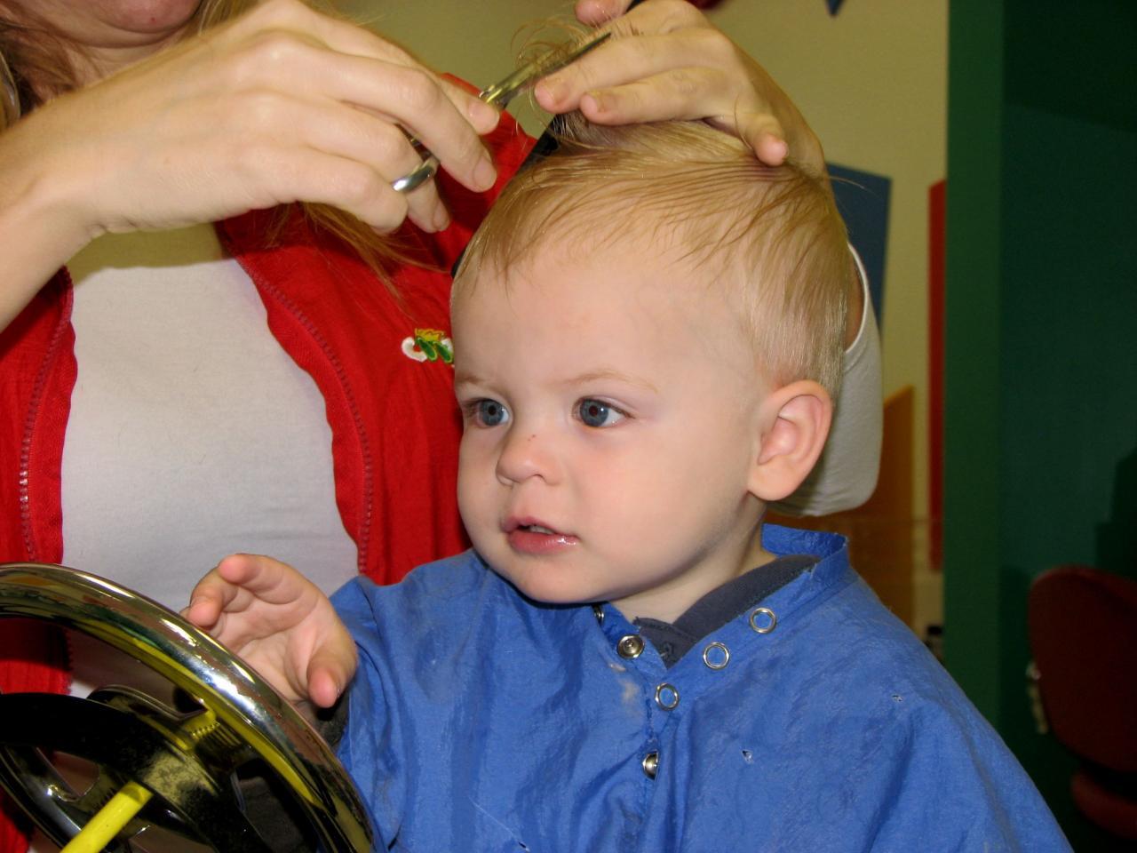 صورة احدث قصات الشعر للاطفال , اجمل قصات شعر للاولاد والبنات