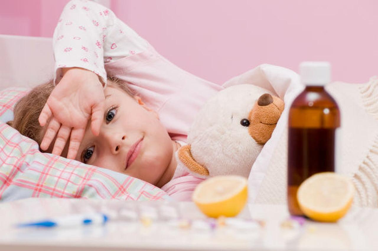 صورة علاج نزلات البرد عند الرضع , الزكام عند الاطفال