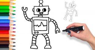 تعليم الرسم للاطفال خطوة بخطوة , اسهل طريقة لتعليم الاطفال الرسم