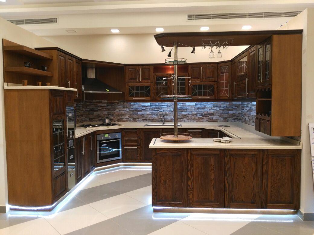 صورة صور تصاميم مطابخ , هذا المطبخ لن تخرجى منه ابدا