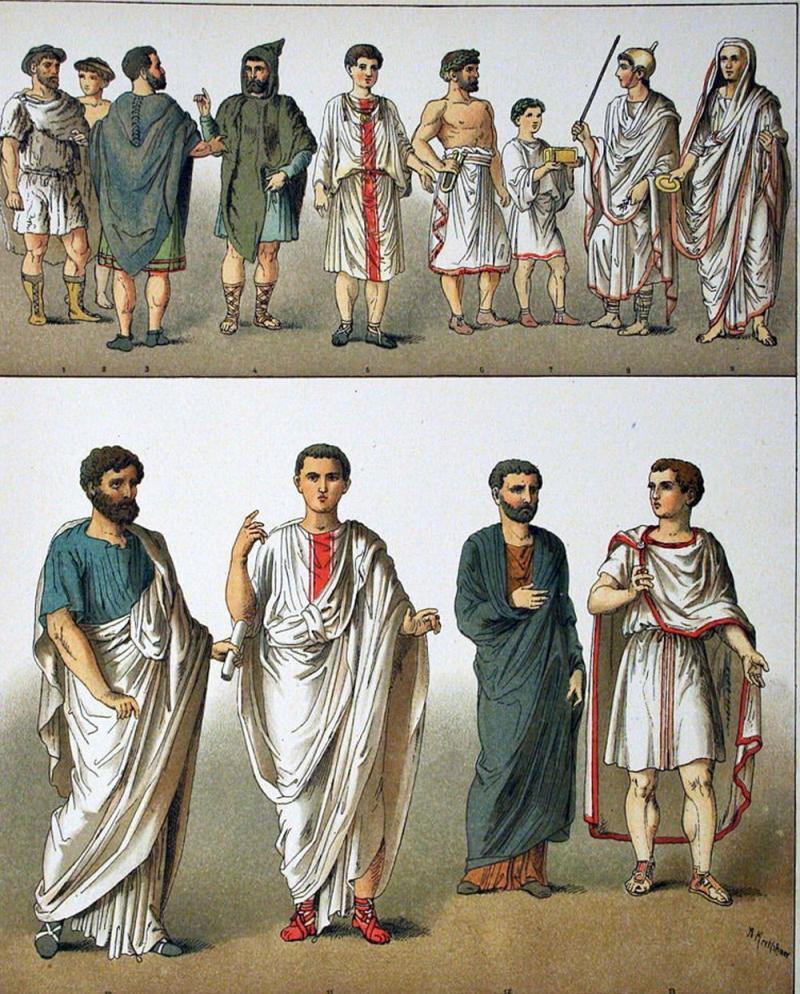 صورة تطور الملابس عبر العصور , كنا فين و بقينا فين