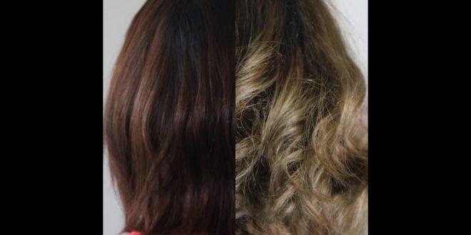 صورة صباغة الشعر بالبني , لون يليق على كل الوان البشرات