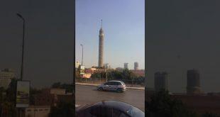 صورة برج القاهرة من الداخل , لابد ان تزوره فى يوم من الايام