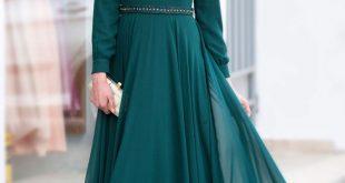 فساتين سواريه رقيقة , اروع فستان سهرة
