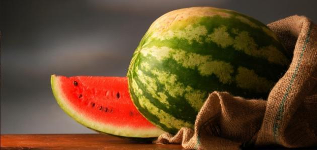 صورة فوائد البطيخ للرجيم , تخلصي من الوزن الزائد