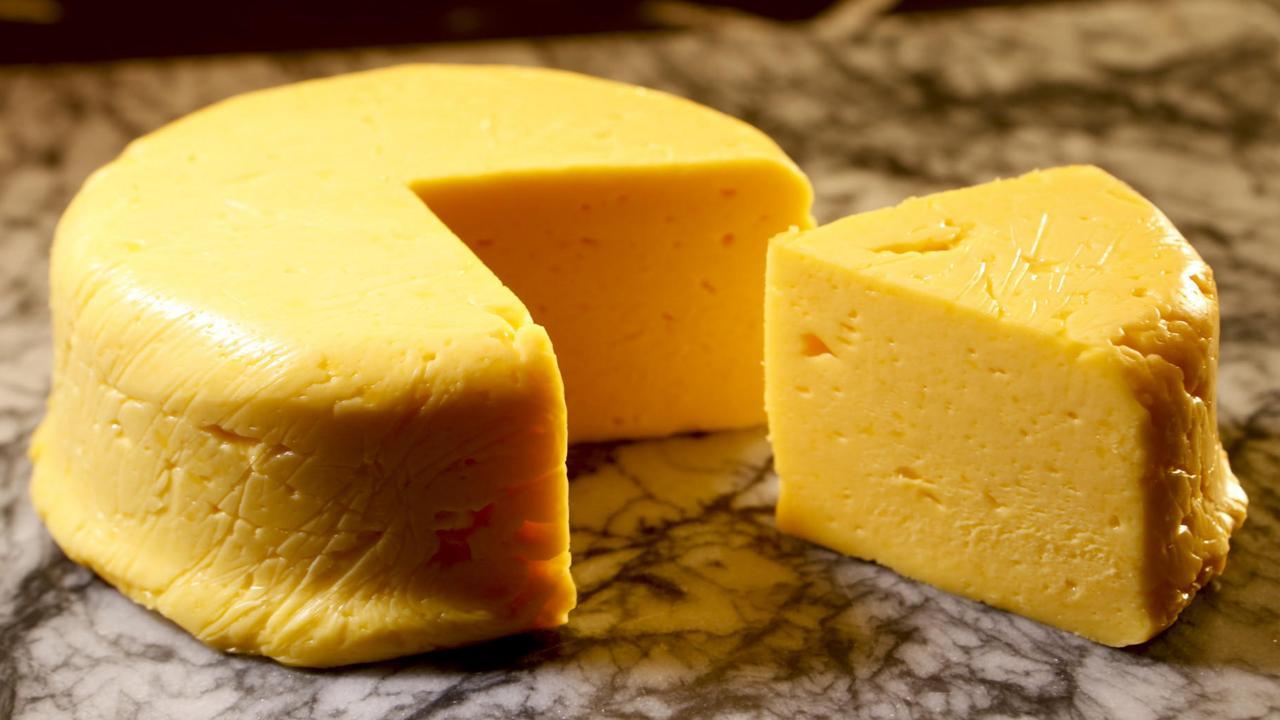 صورة طريقة عمل الجبنة الرومى للشيف حسن , جبنة تركى مميزة جدا