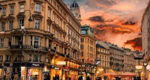 صورة اين تقع فينا , مدينة السحر و الجمال