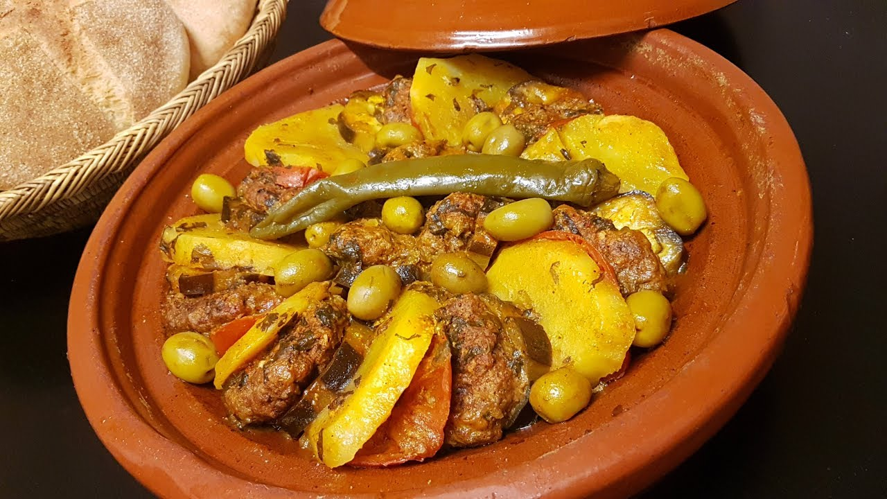 صورة طاجين الكفتة المغربي , طعم و لا اروع 2518 1