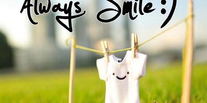 صورة كلمات عن الابتسامه , ابسط الاشياء التي يمكن تقديمها للاخرين