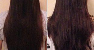 وصفات لتطويل الشعر في اسبوع , وصفات سهلة و من البيت