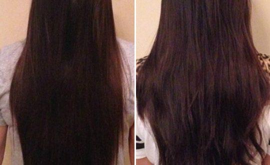 صورة وصفات لتطويل الشعر في اسبوع , وصفات سهلة و من البيت