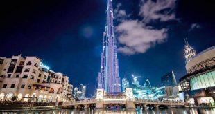 صورة اطول برج بالعالم , روعة برج خليفة بالصور