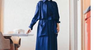 صورة اخر الموضة للمحجبات , لمسات ساحرة لحجاب انيق