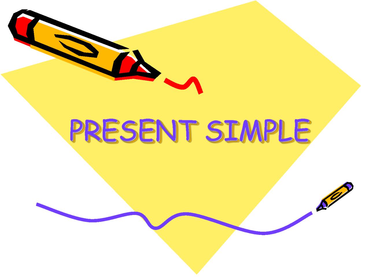 صورة معنى كلمة present , من الضروري معرفتها