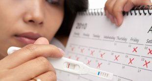 صورة اول دورة شهرية بعد الزواج , اختلاف الهرمونات والبريود للمدام