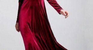 صورة صور فساتين قطيفه , تمتعى باجمل الفساتين