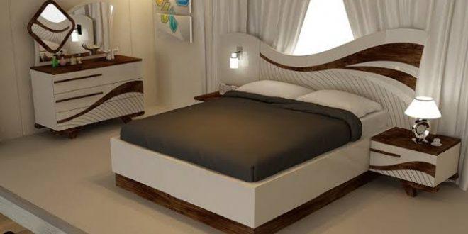 صورة احدث تصميمات غرف النوم , تصميمات جديدة وعصرية لكل عروسة