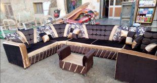 صورة طريقة عمل ركنة خشب , تصميمات عصرية وفريدة للركن