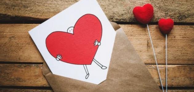 صورة رسائل حب لحبيبتي , كلمات تعبر عن المشاعر