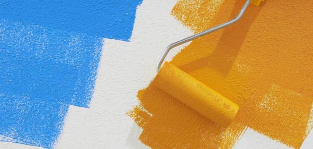 صورة طريقة دهان الجدران , جددي مظهر بيتك من جديد