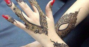 صورة رسومات حنة سودانية فيس بوك , عادات وتقاليد ليلة العرس