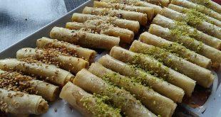 غريبة حمص بالملسوقة , اكلات عربية جديدة